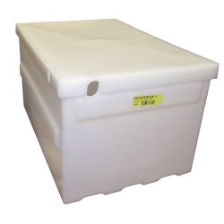 Golf Cart GC2 Battery Box - 2 or 4 Battery Version