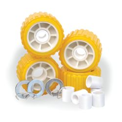 Poly Vinyl Wobble Rollers & Kits