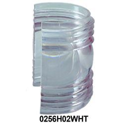 SPARE MASTHEAD WHT LENS W/HOLES F/0110