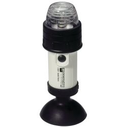 LED STERN LIGHT WHT W/ SUCTION CUP