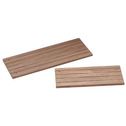 DECK STEP, SMALL 83/4INX31/2INX1/2IN