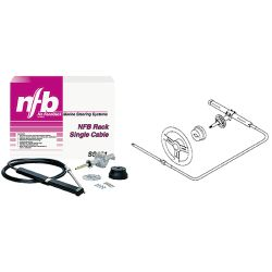 NFB™ Rack  - No Feedback Single Cable Steering Kits