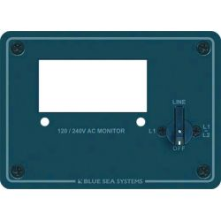 120/240V AC DIGITAL METER PANEL