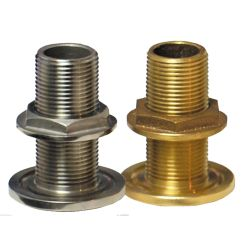 Spare Nuts for Groco TH Series Bronze Thru-Hull Fittings