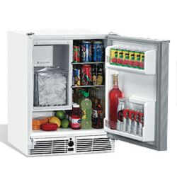 ICE MAKER/REF WHT MANUAL DEFROST