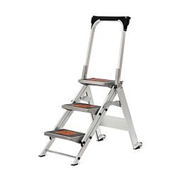 LITTLE JUMBO 3 STEP LADDER / BAR