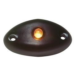 1 AMBER LED ACCENT SURFACE LIGHT