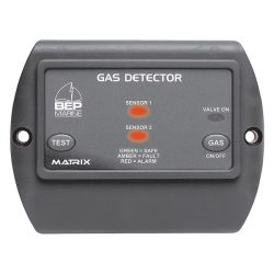 CONTOUR MATRIX GAS DETECTOR W/CNTRL