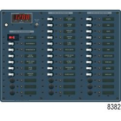 12V A SERIES PANEL 35 POS MULTIMETER