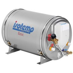 WATER HEATER BASIC40 11G 230V 2HEX