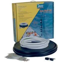 SWIM PLATFORM RUB RAIL KIT 50FTWHITE