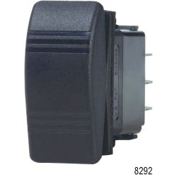 Contura Switch Actuators, Single Lens Actuator Gray