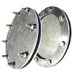 21IN ALUM TANK ACCESS PLATE SYSTEM
