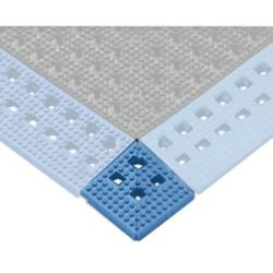DRI DEK 2X2IN BLUE TILE CORNER