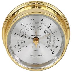 ANEMOMETER WIND WITH GUST REGISTER