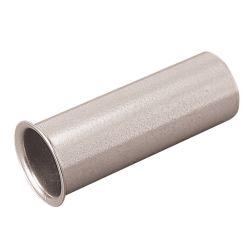ALUMINUM DRAIN TUBE 1IN X 1-7/8IN