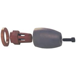 ZINC SIZE F PROP NUT COMPLETE 1-1/2IN