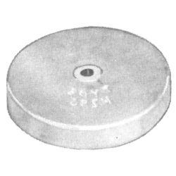 Commercial Heat Exchanger Anodes - Zinc