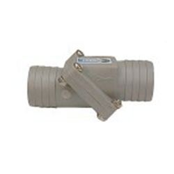INLINE CHECK VALVE F/1-1/2IN HOSE
