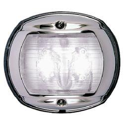 Perko Fig. 170 LED Navigation Light - Stern, Chrome