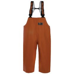 BIB PANT ORANGE XLARGE