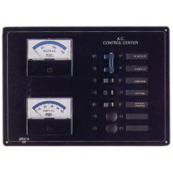 MASTER CONTROL PANEL WITH GAGE*A.C.