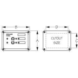 AC Main Breaker Panel