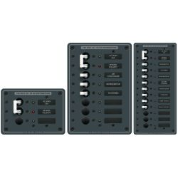 AC Main + Additional Positions Vertical Circuit Breaker Panels