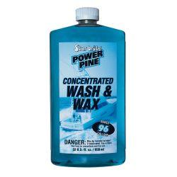 QT POWERPINE WASH & WAX
