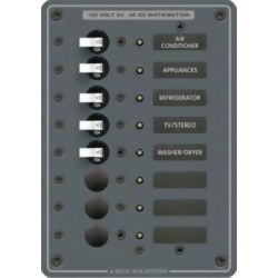 AC Circuit Breaker Sub-Panels