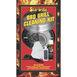 BBQ GRIILL CLEANING KIT