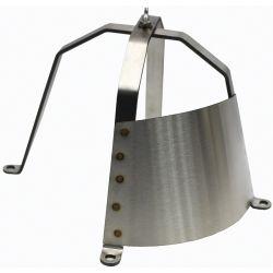 Newport Propane Heater Cap