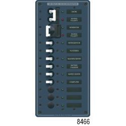 120V A SERIES PANEL 2 MAIN 9 POS