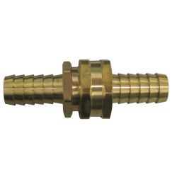 5/8IN BRS GARDEN HOSE COUPLING