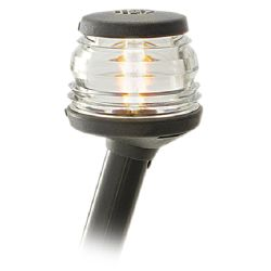 Series 20 Plug-In Pole Navigation Light, All-Round White