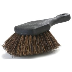 PALM 8IN PLASTICHANDLE GONG BRUSH