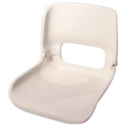 ALL WEATHER SEAT WHITE W/ T NUTS