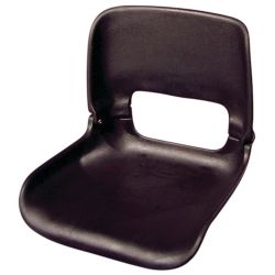 ALL WEATHER SEAT BLACK W/ T NUTS