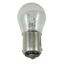"Double Contact Bayonet Base Bulbs, 1"" diameter bulb"