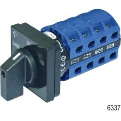 Series 187 Panel Mount Thermal Circuit Breaker, 30A