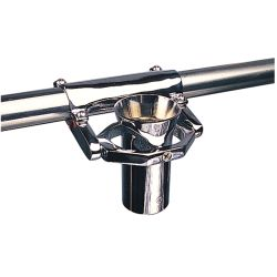 CHR. BR. TUBE MOUNT FISHING GIMBAL