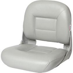 LOW BACK NAVISTYLE SEAT GREY