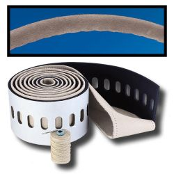 LEATHER WHEEL COVERING KIT  30-1IN