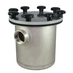 STRAINER TYPE 525 SS 1 1/2IN