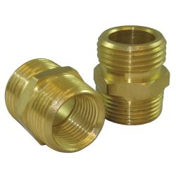 Garden Hose to Pipe Adapter