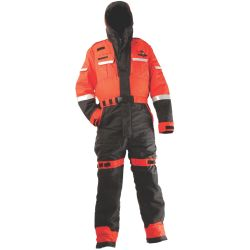 TYPE III/V WORKSUIT XS-ORANGE/BLACK