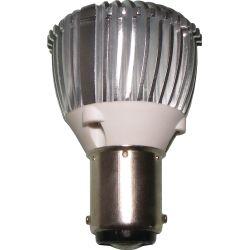 DBL CON BAY15D LED BULB .08A NON-IN
