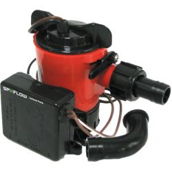 ACR Johnson Pump Cartridge Combo Bilge Pump 750GPH 12V