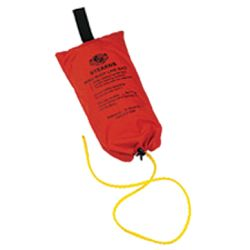 RING BUOY ROPE BAG/150FT3/8IN BR.POLY