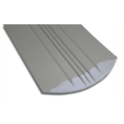 KEELGUARD 8FT GREY